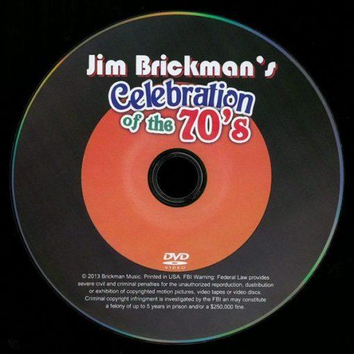 Celebration of the 70s DVD
