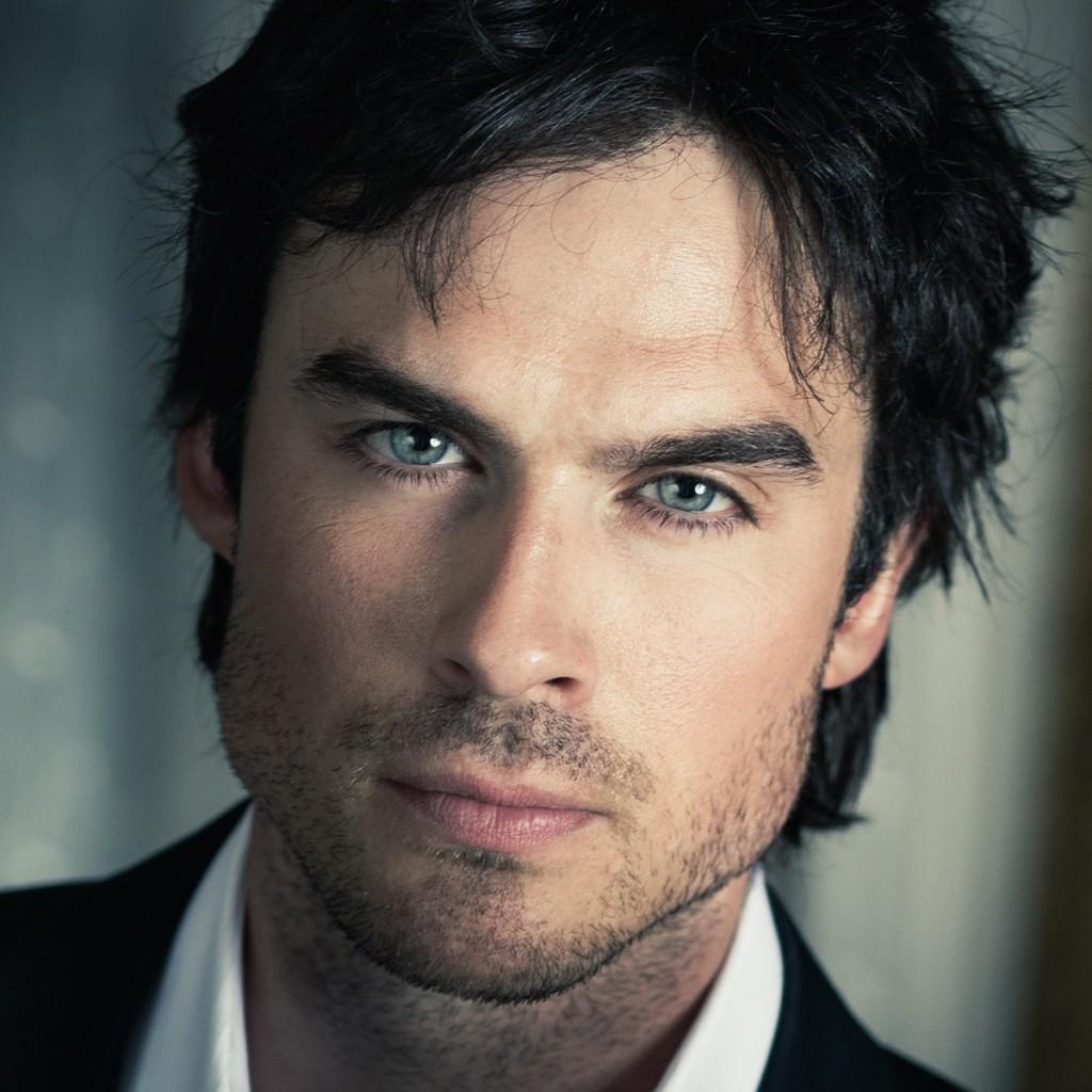 Ian what doing is somerhalder 'Vampire Diaries'